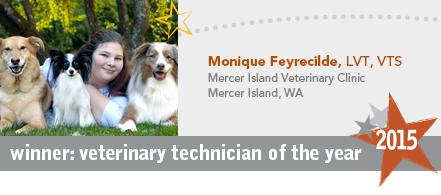 Veterinary Technician of the Year